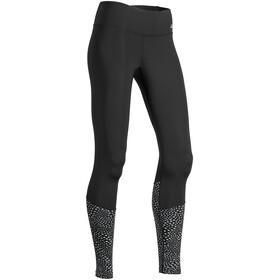 2XU Reflect Run Leggings Taille haute Femme, black/silver glo reflective